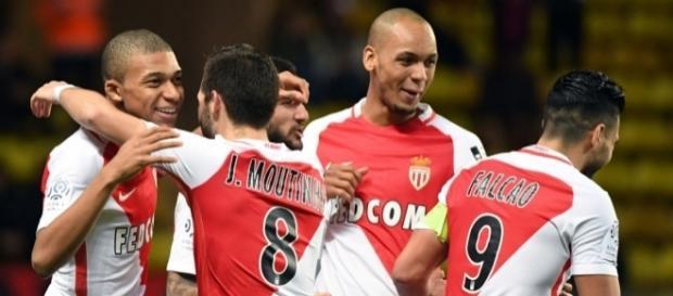 Les Monégasques ont facilement remporté la rencontre face aux canaris (4-0) - Crédit image : infos15.com