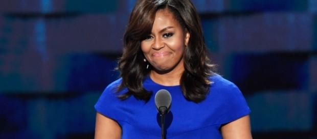 Michelle Obama Delivers Rousing DNC 2016 Speech for Hillary ... - usmagazine.com