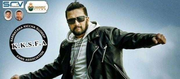 Sudeep from 'Hebbuli' movie (Image credits: PR handout)
