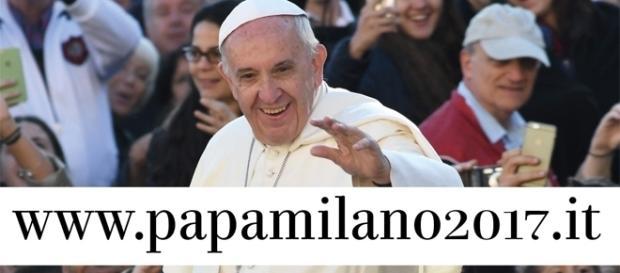 Visita di Papa Francesco a Milano