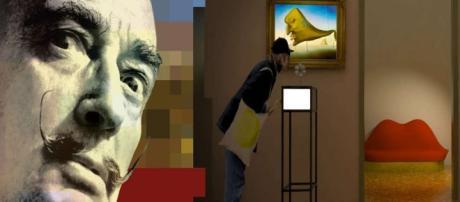 Dalí experience, il genio a Bologna