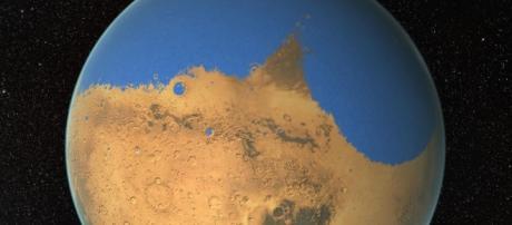 NASA study: Mars had a huge ocean billions of years ago - Vox - vox.com