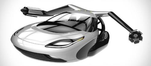 Airbus's concept car - pinterest.com
