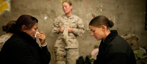 All-female U.S. Marine team in Afghanistan - Photos - nbcnews.com