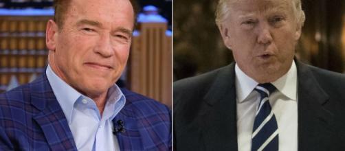 Arnold Schwarzenegger: Trump is in love with me - popcrush.com