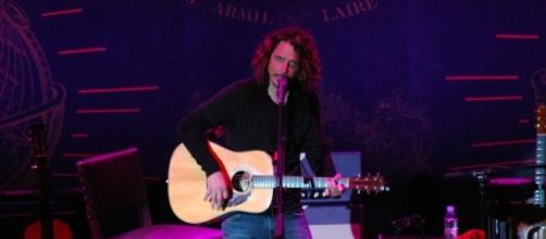 Chris Cornell live a Roma - Foto: Gianluca De Bianchi