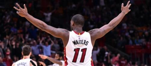 Dion Waiters scored 24 points for the Heat, and was very good in most important moments of the game - usatoday.com