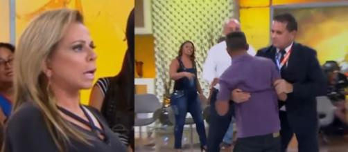 Homem agride cunhado que declarou bater na mulher.