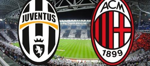 Juventus - Milan: le probabili formazioni.