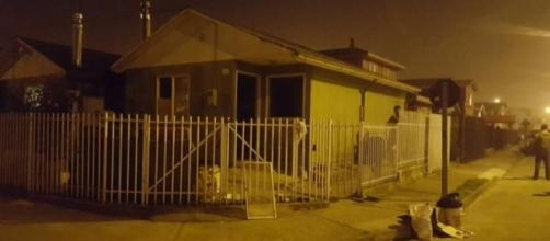 La casa embrujada de Puerto Montt