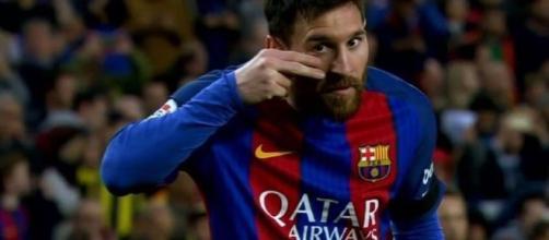 Messi se acordó de los niños enfermos de cáncer con este noble gesto | Twitter