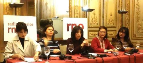 Mujeres invitas por Casa de América y Rne para hablar en el Día Internacional de la Mujer