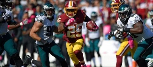 PHOTOS: Eagles fall to Redskins - Trentonian Media Center - trentonian.com