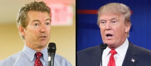 Trump Says Paul Didn't Deserve to Be in Debate - newsiosity.com