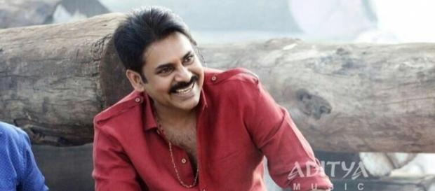 A still from 'Katamarayudu' movie (Image credits: Aditya music)