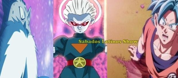 Dragon Ball Super 82: Daishinkan Sama detiene a Toppo y Goku