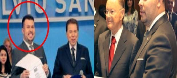 Homem engana até Silvio Santos - Google