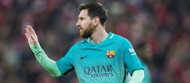 Lionel Messi pousse un joueur du Real Madrid à partir!
