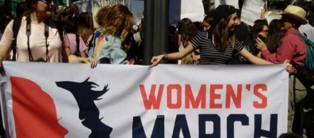 Marcha de las Mujeres en México: no queremos odio, dicen a Trump - animalpolitico.com