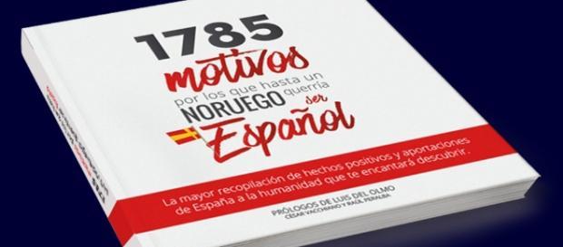 Portada del libro que tanto ha entusiasmado al Presidente Rajoy y que recomienda su lectura inmediata.