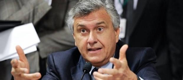 Pré candidato à presidência da República, Ronaldo Caiado (DEM-GO)