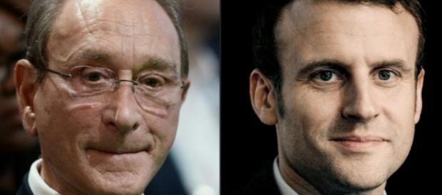 Présidentielle: Bertrand Delanoë soutient Emmanuel Macron