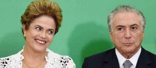 Se a chapa for cassada, Michel Temer deixa de ser o presidente (Foto: Reprodução)