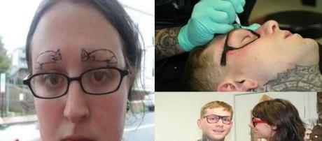 Pessoas que escolheram desenhos diferentes para tatuar