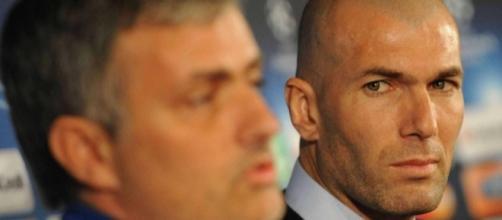 CHOC: Mourinho menace Zidane!