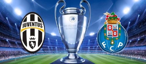 Dove vedere Juventus-Porto di Champions League