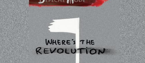 """El álbum doble en vinilo con los remixes del sencillo """"Where's The Revolution"""" estará disponible a partir del 28 de abril"""