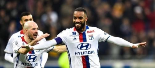Foot OL - OL : Les stats de Lyon à la sauce monégasque - Ligue 1 ... - foot01.com