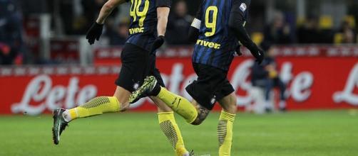 Icardi, Perisic e Eder rimontano il Chievo. L'Inter non si ferma ... - itasportpress.it