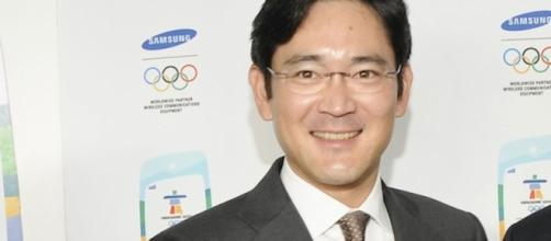 Il vice-presidente della Samsung Lee Jae-yong