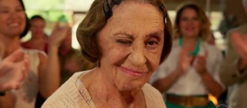 Sinhá na novela 'Sol Nascente' (Divulgação/Globo)