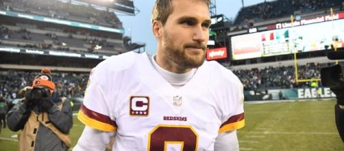 The Redskins are in another situation with Kirk Cousins, as he ask for a trade - usatoday.com