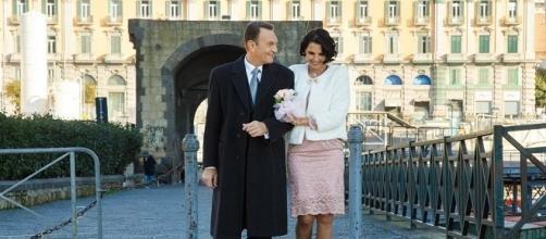Un posto al sole marzo: Marina e Roberto si sposano, Luca accoltellato