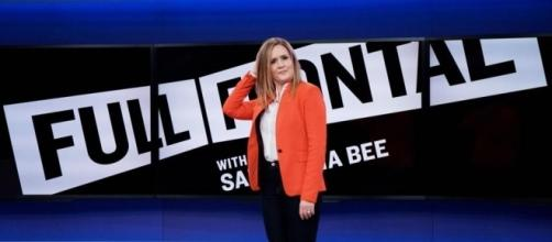 Without Samantha Bee, this election would be so much worse - The ... - bostonglobe.com