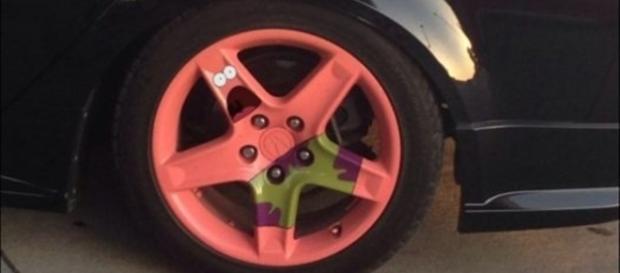 5 pessoas que decoraram seus carros de uma forma bem criativa
