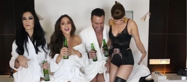Bruna Marquezine faz revelações bombásticas em vídeo no Youtube.