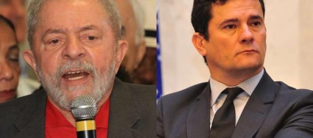 """Em decisões importantes, o ex-presidente Lula 'leva a pior"""" contra o juiz Sérgio Moro"""