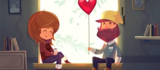 Enquanto o ariano é espontâneo quando está apaixonado, o taurino prefere não se arriscar