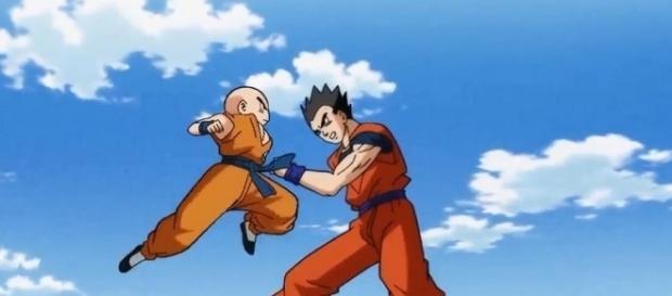 Gohan querrá comprobar con sus propias manos lo que Goku le dijera sobre Krillin.