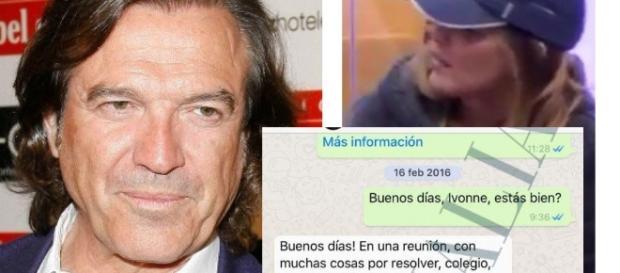 Ivonne Reyes se pone farruca en GHVIP mientras el entorno de Pepe ... - ayquechulo.net