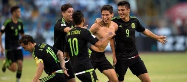 La nueva playera del Tri en 2016? - Grupo Milenio - milenio.com