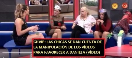 ¿Nuevo tongo en Gh VIp? Vídeos exclusivos en la noticia