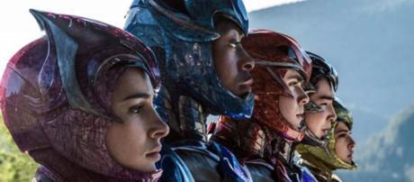 Tornano al cinema i mitici Power Rangers