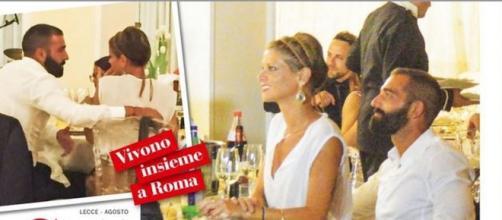 Alwssandra e Stefano si sposano