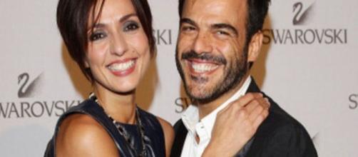 Ambra Angiolini e Francesco Renga: insieme nella seconda puntata del serale di Amici 2017.