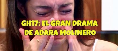 El gran drama de Adara Molinero